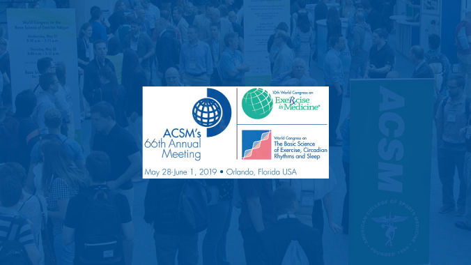Acsm annual meeting future dates easter