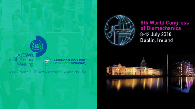 7th and 8th Symposia on Motor Control in Biomechanics in 2018.